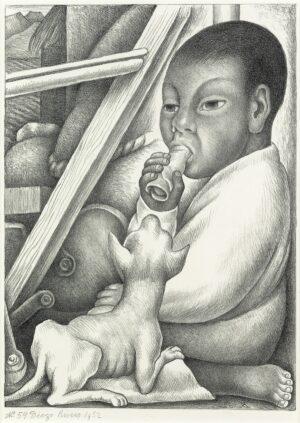 """""""El niño del taco [Boy with Taco]"""""""