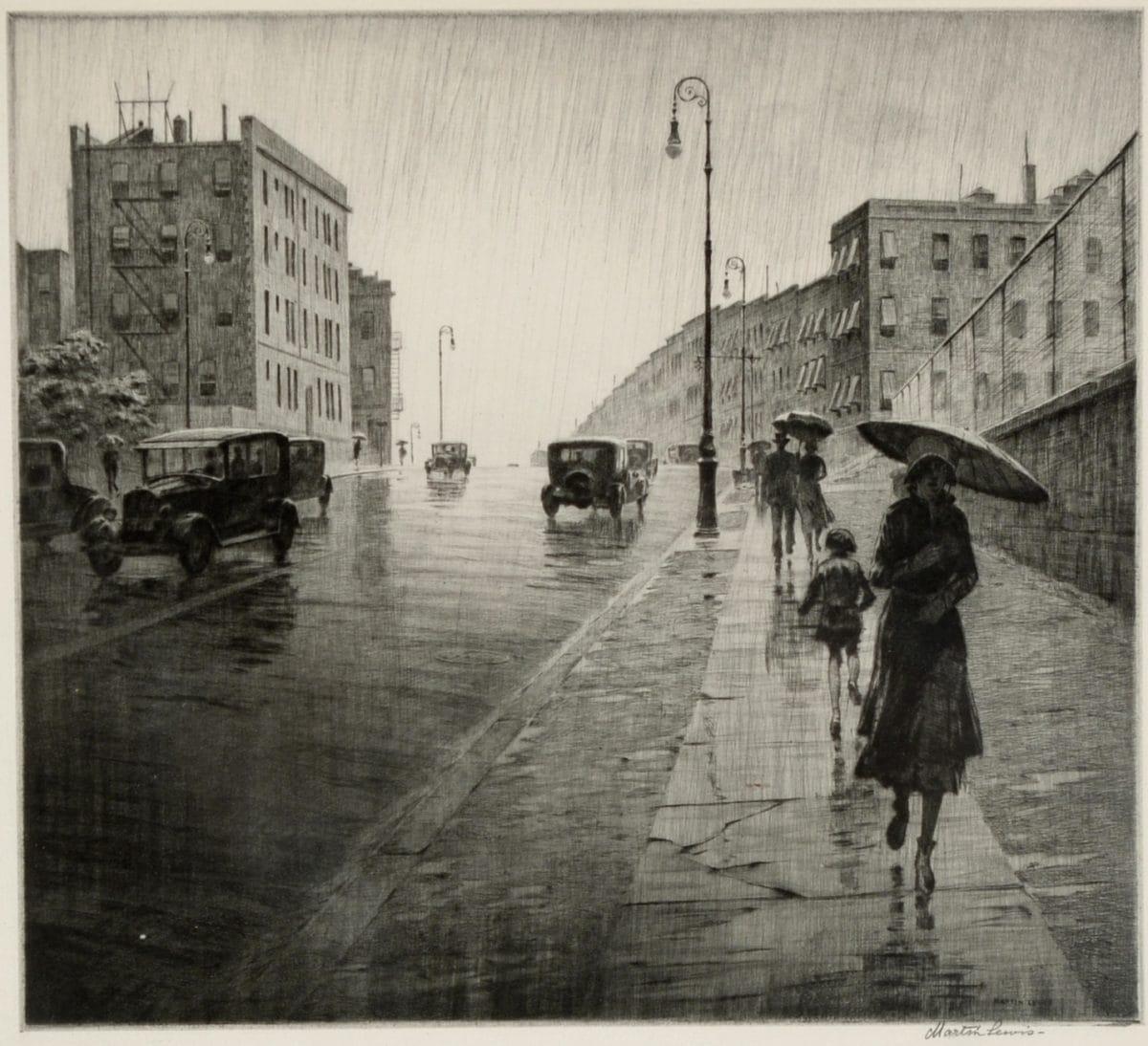 LEWIS – Rainy Day Queens (HR)