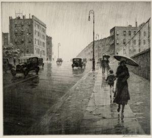 LEWIS - Rainy Day Queens