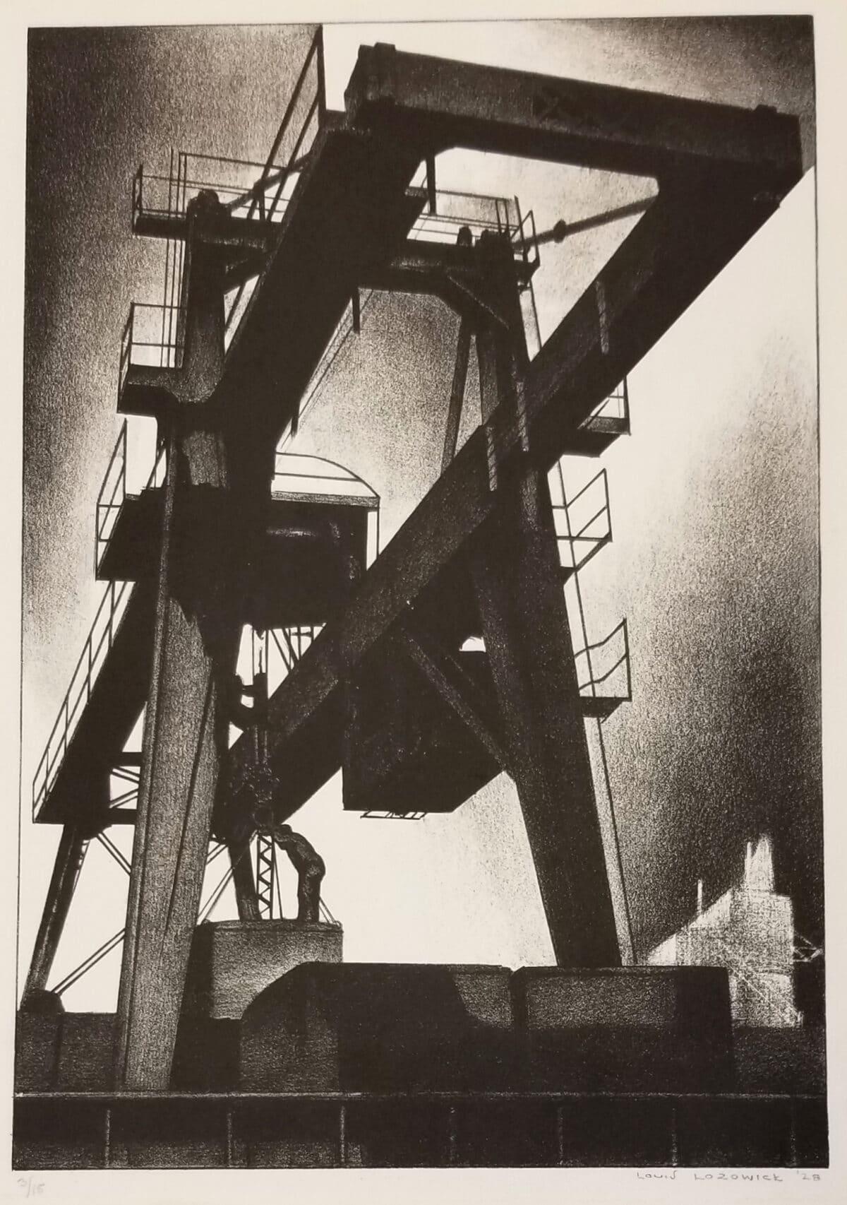LOZOWICK_Crane_1928